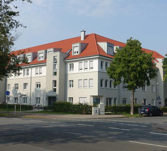 Mehrfamilienwohnhaus Kappenberger Damm in Münster