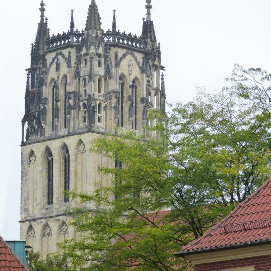 Überwasserkirche in Münster