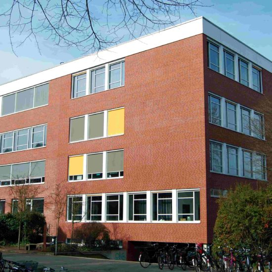 Ratsgymnasium in Münster