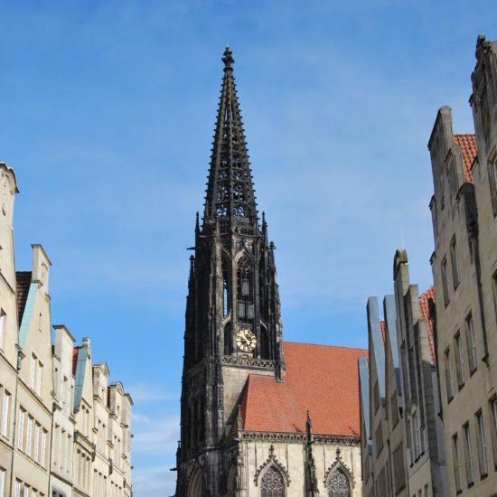 Lambertikirche in Münster