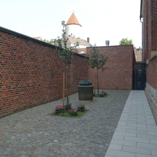 Sakristei der Observantenkirche in Münster