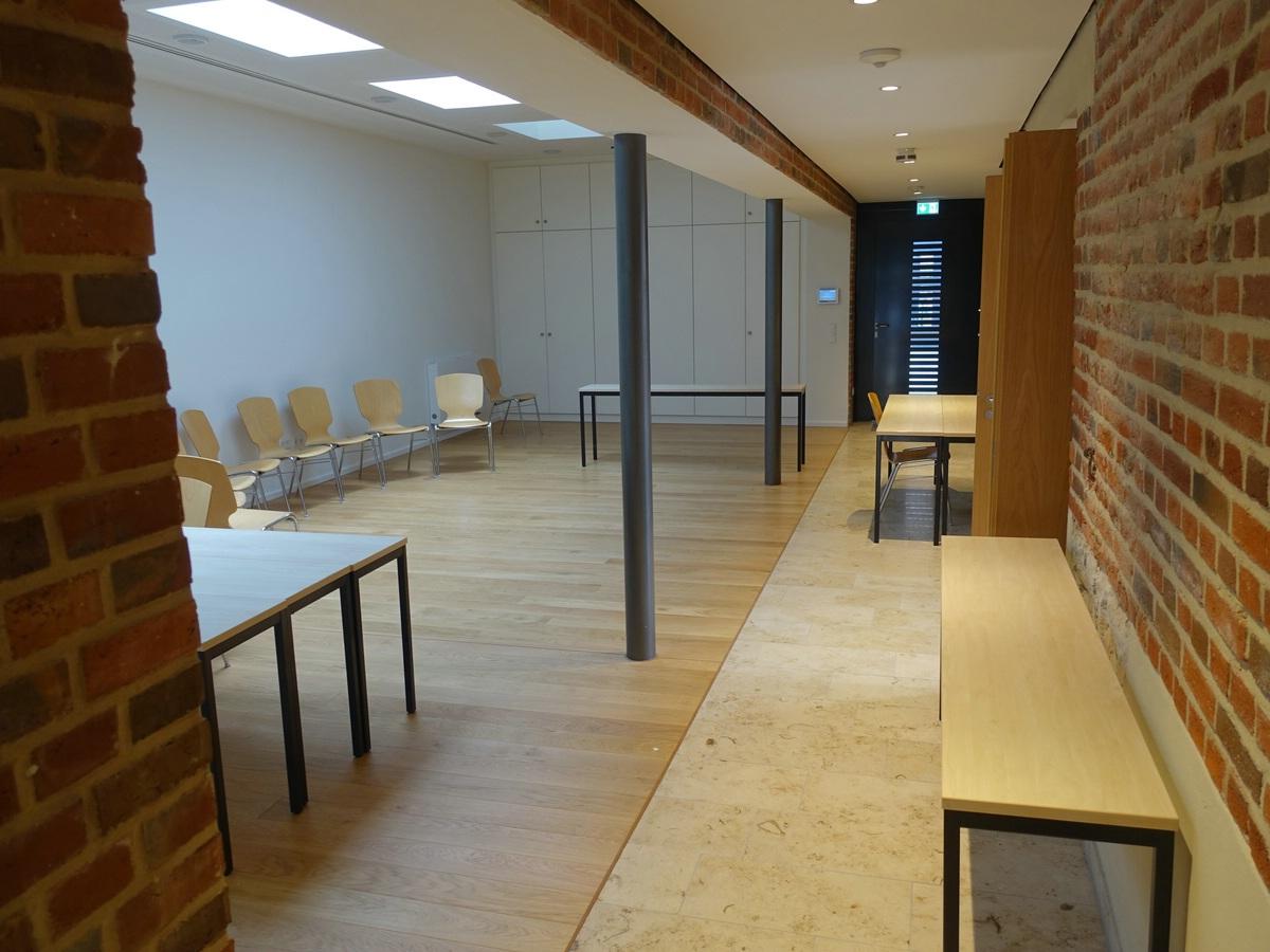 sakristei der observantenkirche in m nster ubbenhorst. Black Bedroom Furniture Sets. Home Design Ideas