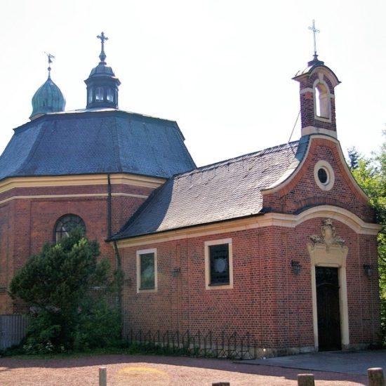 Dyckburgkirche in Münster-Handorf